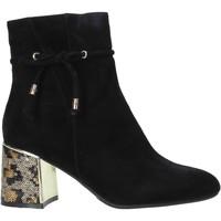 Sapatos Mulher Botins Café Noir LA542 Preto