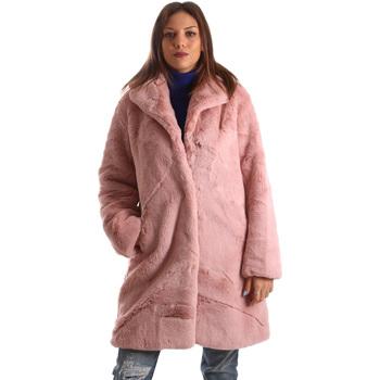 Textil Mulher Casacos Invicta 4444005/D Rosa