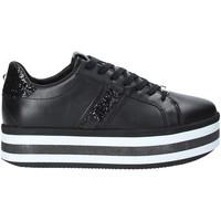 Sapatos Mulher Sapatilhas Apepazza 9FICP01 Preto
