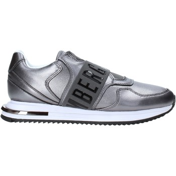 Sapatos Mulher Sapatilhas Bikkembergs B4BKW0056 Cinzento