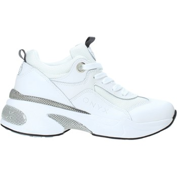 Sapatos Mulher Sapatilhas Onyx W19-SOX514 Branco