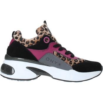 Sapatos Mulher Sapatilhas Onyx W19-SOX515 Preto