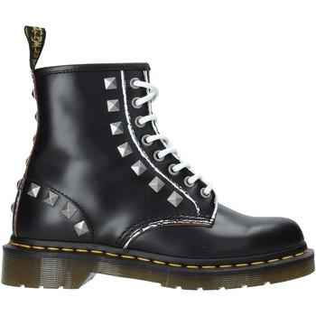 Sapatos Mulher Botins Dr Martens DMS1460BRVS25202001 Preto
