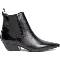 Sapatos Mulher Botins Calvin Klein Jeans B4E6262 Preto