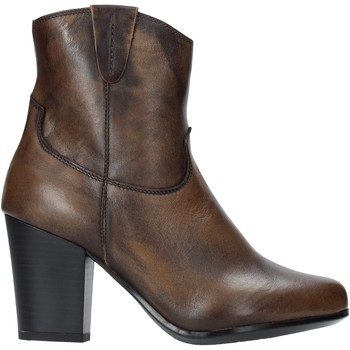 Sapatos Mulher Botins The Flexx E8012_02 Castanho