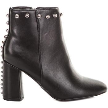 Sapatos Mulher Botins Gold&gold B19 GD151 Preto