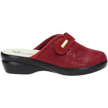 Sapatos Mulher Chinelos Susimoda 6836 Vermelho
