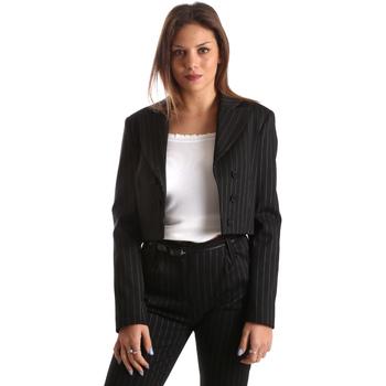 Textil Mulher Casacos/Blazers Fracomina FR19FP066 Preto