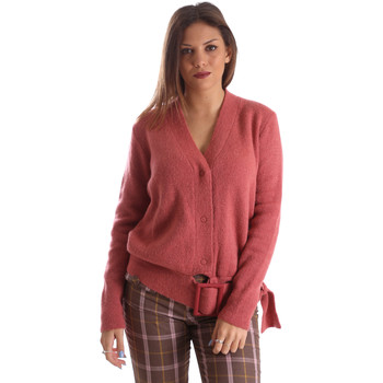 Textil Mulher Casacos de malha Fracomina FR19FMLILITH Rosa