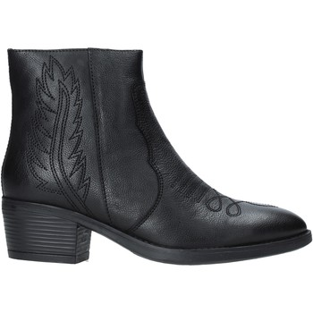 Sapatos Mulher Botins Pregunta PF5794T Preto