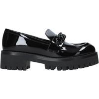 Sapatos Mulher Mocassins Pregunta PAA21 Preto