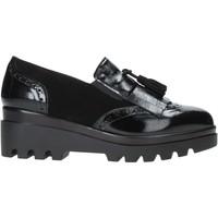 Sapatos Mulher Slip on Grace Shoes 1935 Preto