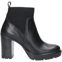 Sapatos Mulher Botins Janet&Janet 44832 Preto