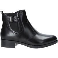 Sapatos Mulher Botins Valleverde 47504 Preto