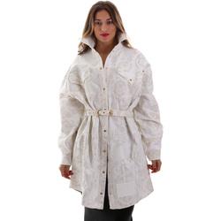 Textil Mulher Casacos  Versace D2HUB445HRC43003 Branco
