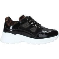 Sapatos Criança Sapatilhas Nero Giardini A931204F Preto