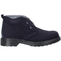 Sapatos Criança Botas baixas Nero Giardini A933671M Azul
