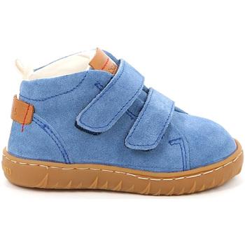 Sapatos Criança Botas baixas Grunland PP0272 Azul