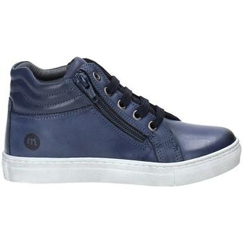 Sapatos Criança Sapatilhas de cano-alto Melania ME6453F9I.D Azul