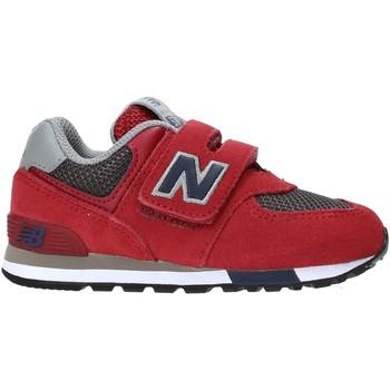 Sapatos Criança Sapatilhas New Balance NBIV574FNB Vermelho