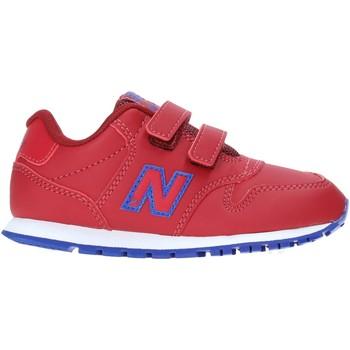 Sapatos Criança Sapatilhas New Balance NBIV500DA Vermelho