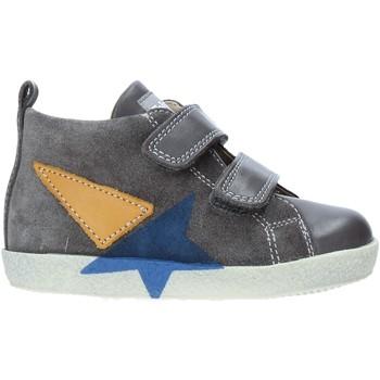 Sapatos Criança Sapatilhas de cano-alto Falcotto 2014042 01 Cinzento