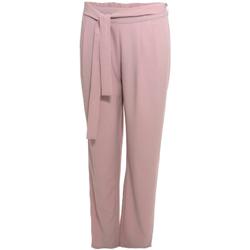 Textil Mulher Calças finas / Sarouels Smash S1829415 Rosa