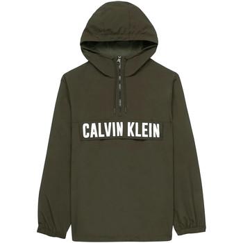 Textil Homem Casacos  Calvin Klein Jeans 00GMH9O588 Verde