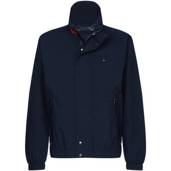 Textil Homem Jaquetas Tommy Hilfiger MW0MW12224 Azul