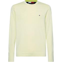 Textil Homem camisolas Tommy Hilfiger MW0MW13124 Amarelo