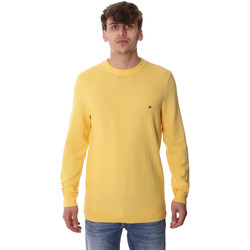 Textil Homem camisolas Tommy Hilfiger MW0MW13122 Amarelo