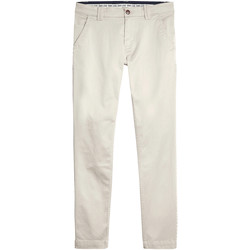 Textil Homem Chinos Tommy Jeans DM0DM06518 Cinzento