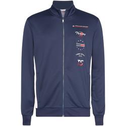 Textil Homem Casacos  Tommy Hilfiger S20S200317 Azul