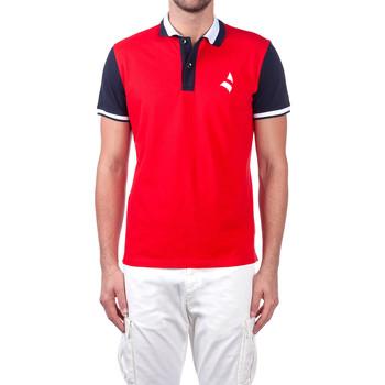 Textil Homem Polos mangas curta Navigare NV82115 Vermelho