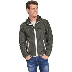 Textil Homem Casacos  Gaudi 011BU35007 Cinzento