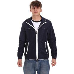 Textil Homem Casacos  Gaudi 011BU35007 Azul