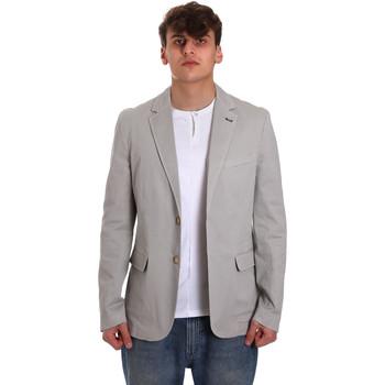 Textil Homem Casacos/Blazers Gaudi 011BU35025 Cinzento