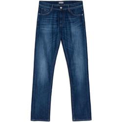 Textil Homem Calças de ganga NeroGiardini E070600U Azul