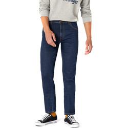 Textil Homem Calças de ganga Wrangler W12S8311U Azul