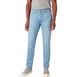 Textil Homem Calças de ganga Wrangler W18SQ1159 Azul