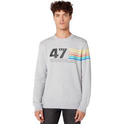 Textil Homem Sweats Wrangler W6A5HAX03 Cinzento