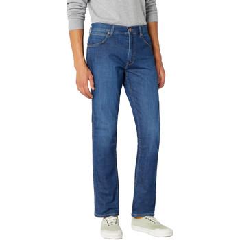 Textil Homem Calças de ganga Wrangler W15QQ1150 Azul