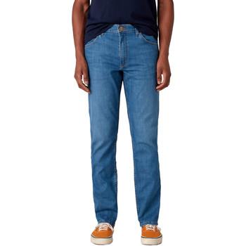 Textil Homem Calças Jeans Wrangler W15QQ1158 Azul