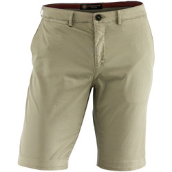 Textil Homem Shorts / Bermudas Lumberjack CM80647 002 602 Bege