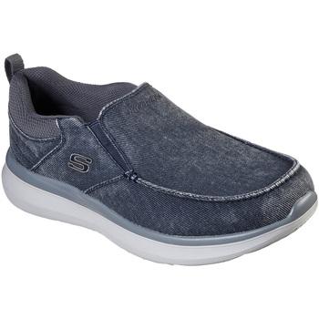 Sapatos Homem Mocassins Skechers 210025 Azul
