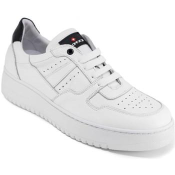 Sapatos Homem Sapatilhas Exton 427 Branco