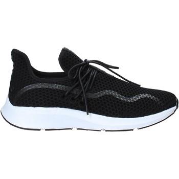 Sapatos Homem Sapatilhas Rocco Barocco N19.3 Preto