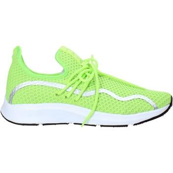 Sapatos Homem Sapatilhas Rocco Barocco N19 Verde