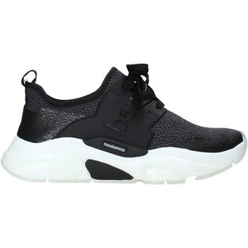 Sapatos Homem Sapatilhas Rocco Barocco N17.3 Preto