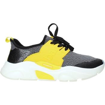 Sapatos Homem Sapatilhas Rocco Barocco N17.2 Preto